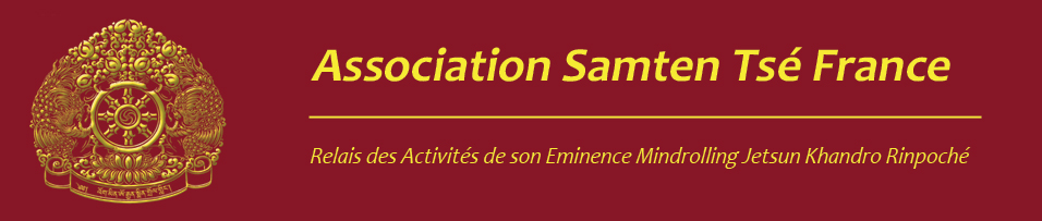 Association Samten Tse France Logo